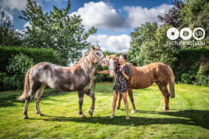 Clotilde et ses chevaux - Photos lifestyle par Laurent Bossaert - Pictures of You-5