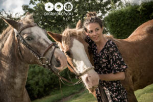 Clotilde et ses chevaux - Photos lifestyle par Laurent Bossaert - Pictures of You-6