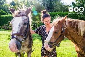 Clotilde et ses chevaux - Photos lifestyle par Laurent Bossaert - Pictures of You-8